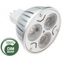 Afbeelding van 3x1WATT - MR16 - DIMBAAR vervangt 20 Watt