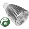 Afbeelding van 3x3WATT - MR16 - DIMBAAR vervangt 50 Watt