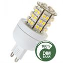 Afbeelding van G9 LED - LAMP - 230V - 4 WATT vervangt 40 Watt