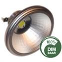 Afbeelding van AR111 - 8 Watt Sharp LED - dimbaar! vervangt 50 Watt