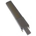 Afbeelding van G23 - 230v PL-LED lamp 7Watt - warm wit