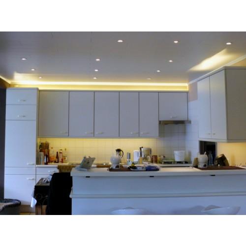 LED Strip\'s - Waterdicht - LED strip - warm wit - 5 meter