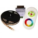 Afbeelding van LED strip - RGB kleur instelbaar (kit) - 5 meter