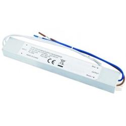 Afbeelding van 12V LED trafo maximaal 10 Watt + IP68 waterdicht