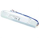 Afbeelding van 12V LED trafo maximaal 40 Watt + IP68 waterdicht