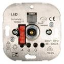 Afbeelding van L+R TRIAC dimmer voor 230v LED Lampen