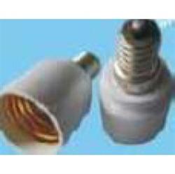 Afbeelding van E27 naar E14 adapter