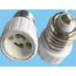 Afbeelding van Gu10 naar E27 adapter
