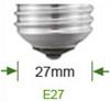 Afbeelding van categorie E27 LED lamp - Gloeilamp