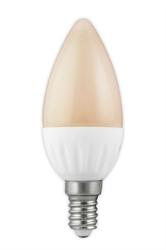 Afbeelding van Calex LED Kaarslamp 240V 2,0W E14 B38, Flame 30.000 uur